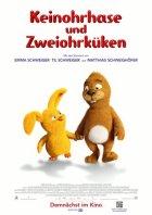Keinohrhase und Zweiohrküken - Plakat zum Film