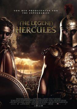 The Legend Of Hercules - Plakat zum Film