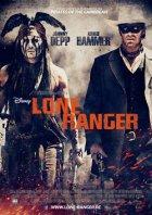 Lone Ranger - Plakat zum Film