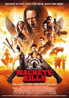 Machete Kills - Plakat zum Film