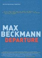 Max Beckmann - Departure - Plakat zum Film