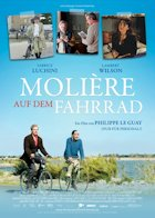 Moliere auf dem Fahrrad - Plakat zum Film