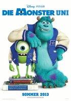 Die Monster Uni - Plakat zum Film