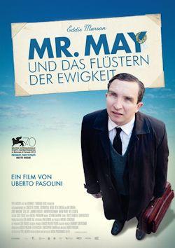 Mr. May und das Flüstern der Ewigkeit - Plakat zum Film
