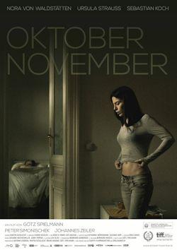 Oktober November - Plakat zum Film