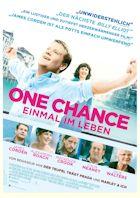One Chance - Einmal im Leben - Plakat zum Film
