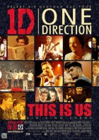 One Direction: This Is Us - Plakat zum Film