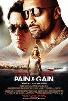 Pain And Gain - Plakat zum Film
