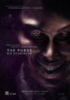 The Purge - Die Säuberung - Plakat zum Film