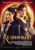 Rubinrot - Plakat zum Film