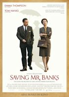 Saving Mr. Banks - Plakat zum Film