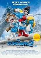 Die Schlümpfe 2 - Plakat zum Film