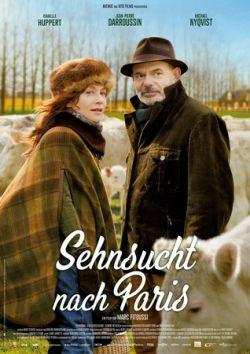 Sehnsucht nach Paris - Plakat zum Film