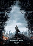 Star Trek: Into Darkness - Plakat zum Film