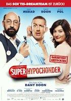 Super-Hypochonder - Plakat zum Film