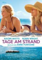 Tage am Strand - Plakat zum Film