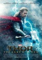 Thor - The Dark Kingdom - Plakat zum Film