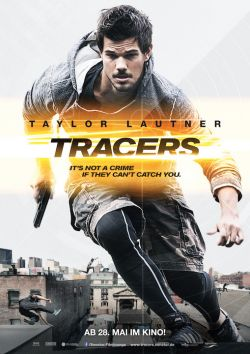 Tracers - Plakat zum Film