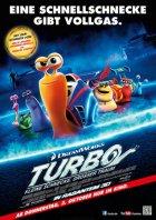 Turbo - Kleine Schnecke, großer Traum - Plakat zum Film
