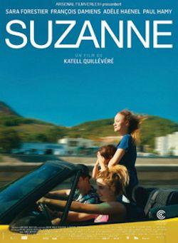 Die unerschütterliche Liebe der Suzanne - Plakat zum Film