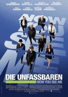 Die Unfassbaren - Now You See Me - Plakat zum Film