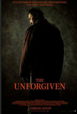 The Unforgiven - Plakat zum Film