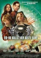 V8 - du willst der Beste sein - Plakat zum Film