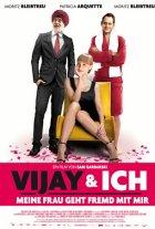 Vijay und ich - Meine Frau geht fremd mit mir - Plakat zum Film
