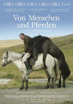 Von Menschen und Pferden - Plakat zum Film