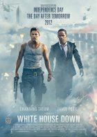 White House Down - Plakat zum Film