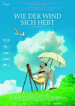 Wie der Wind sich hebt - Plakat zum Film