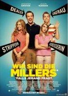 Wir sind die Millers - Plakat zum Film