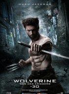Wolverine: Weg des Kriegers - Plakat zum Film