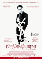 Yves Saint Laurent - Plakat zum Film