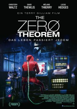 The Zero Theorem - Plakat zum Film