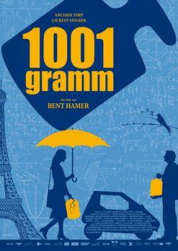 1.001 Gramm - Plakat zum Film