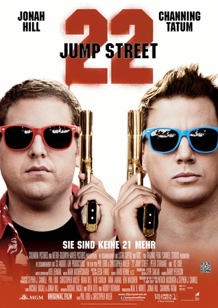 22 Jump Street - Plakat zum Film