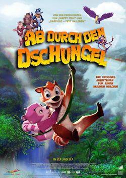 Ab durch den Dschungel - Plakat zum Film