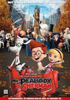 Die Abenteuer von Mr. Peabody und Sherman - Plakat zum Film