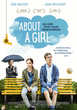 About A Girl - Plakat zum Film
