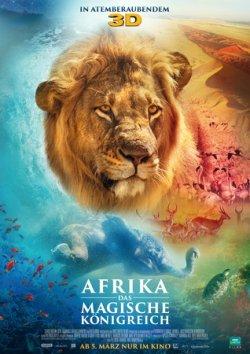Afrika - Das magische Königreich - Plakat zum Film