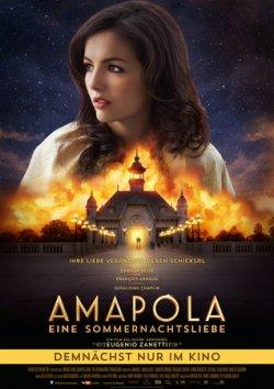 Amapola - Eine Sommernachtsliebe - Plakat zum Film