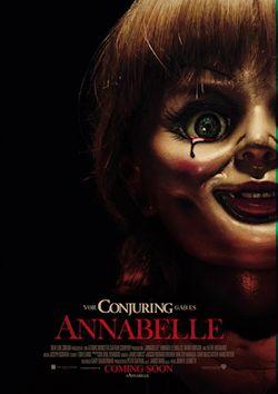 Annabelle - Plakat zum Film