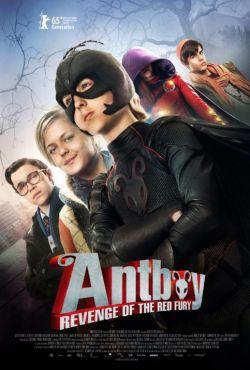 Antboy 2 - Die Rache der Red Fury - Plakat zum Film