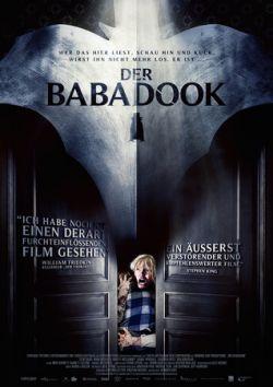 Der Babadook - Plakat zum Film