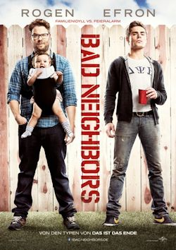 Bad Neighbors - Plakat zum Film