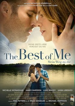 The Best Of Me - Mein Weg zu Dir - Plakat zum Film