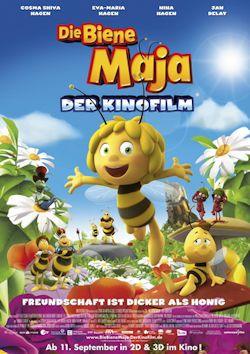 Die Biene Maja - Der Kinofilm - Plakat zum Film