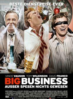 Big Business - Außer Spesen nichts gewesen - Plakat zum Film