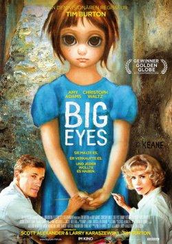 Big Eyes - Plakat zum Film